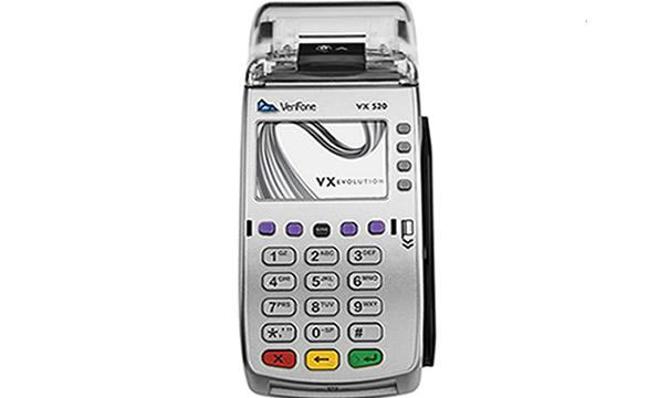 Terminbal de paiement de comptoir Verifone VX675 sans contact