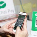 Le paiement WeChat Pay aux Galeries Lafayette