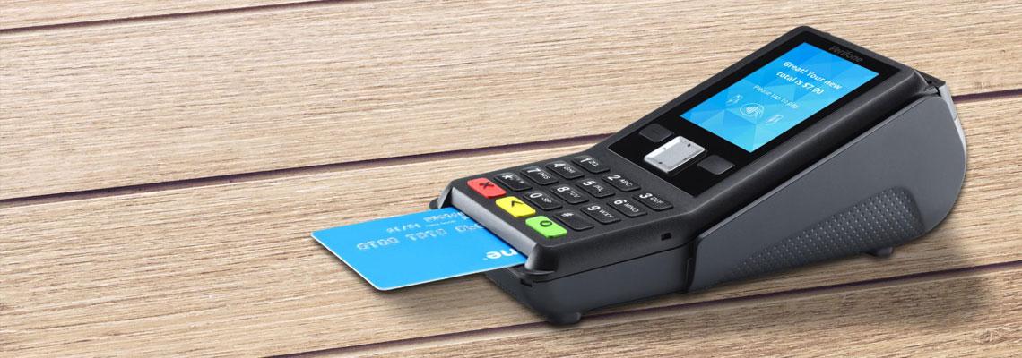 tpe bancaire sans contact internet ip v200c verifone