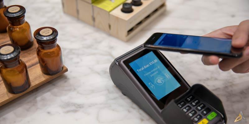 Encaissement & paiement TPE sans contact mobile – Synalcom