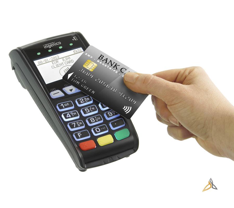 terminal de paiement ict250 sans contact ingenico