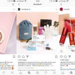 Instagram Shopping: les réseaux sociaux se transforment en espace de vente.