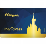 Le Disney Magic Pass: le paiement sans contact va remplacer les tickets