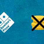 Des enseignes Domino's Pizza n'acceptent plus le cash